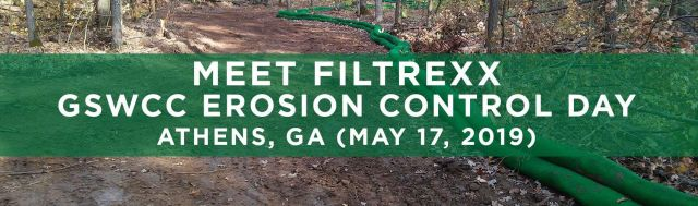 Filtrexx attends 2019 GSWCC Erosion Control Day