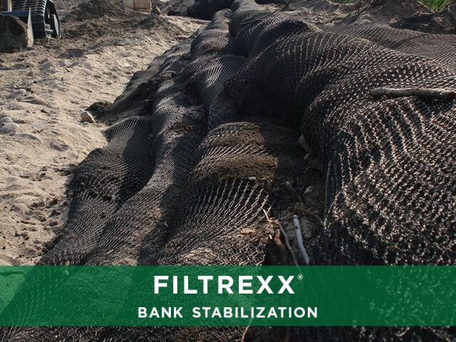 Filtrexx Bank Stabilization