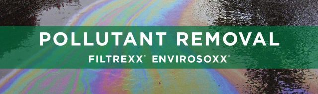 Filtrexx Pollutant Removal