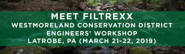 Filtrexx attends 2019 Westmoreland Conservation District Engineers' Workshop