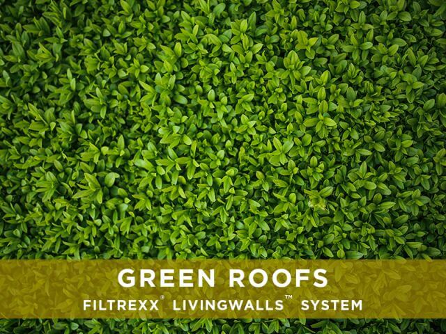 Filtrexx Green Roofs