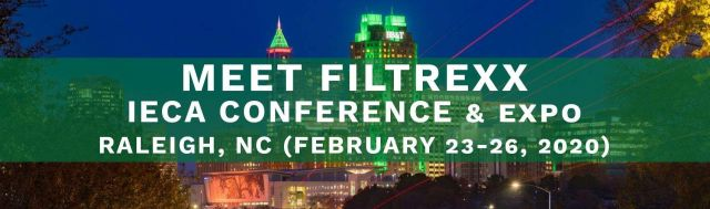 Filtrexx attends 2020 IECA Annual Conference & Expo