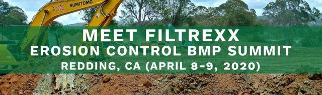 Filtrexx attends 2020 Erosion Control BMP Summit