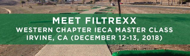 Filtrexx attends 2018 Western Chapter IECA Master Class