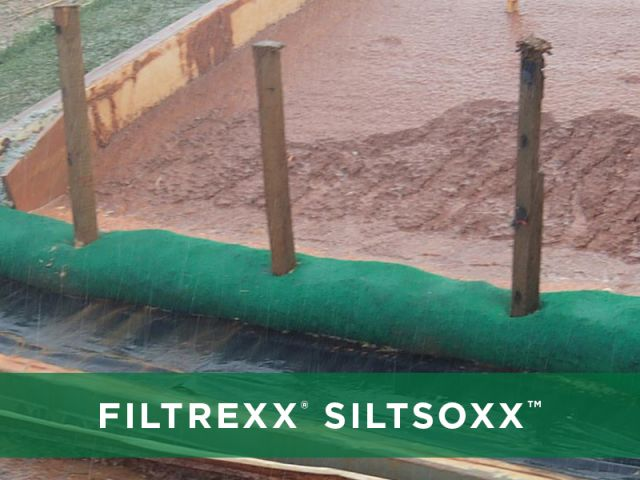 BMP Comparison Filtrexx SiltSoxx