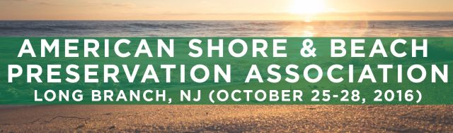 Filtrexx attends 2016 American Shore & Beach Preservation Association Annual Meeting
