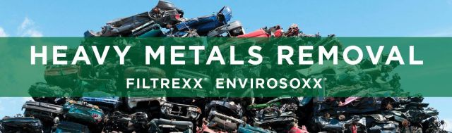 Filtrexx EnviroSoxx Metals Removal