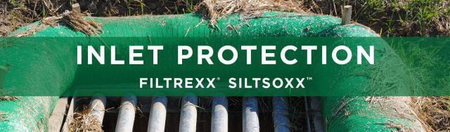 Filtrexx Inlet Protection