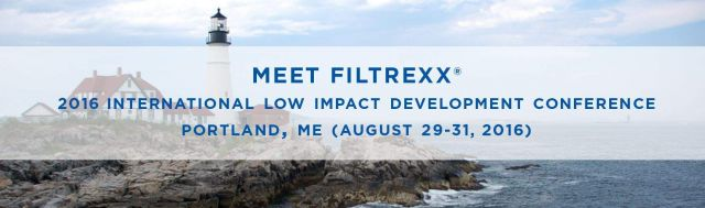 Filtrexx attends 2016 Low Impact Development Conference