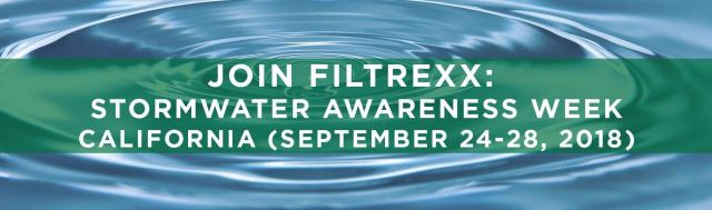 Filtrexx Participates in Storm Water Awareness Week Workshops
