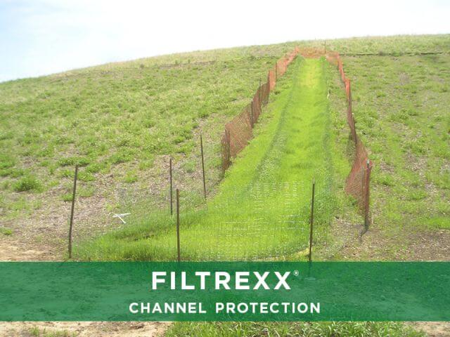 Filtrexx Channel Protection