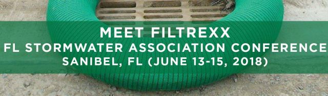 Filtrexx attends 2018 Florida Stormwater Association Conference