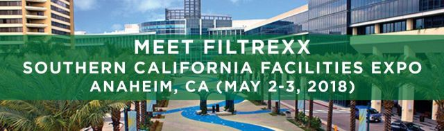 Filtrexx attends 2018 Southern California Facilities Expo