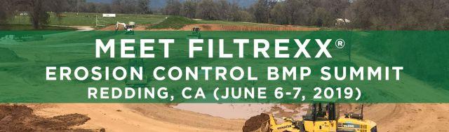 Filtrexx attends 2019 Erosion Control BMP Summit