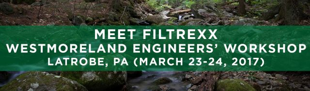 Filtrexx attends 2017 Westmoreland Conservation District Engineers' Workshop
