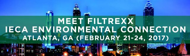 Filtrexx attends 2017 IECA Environmental Connection Conference