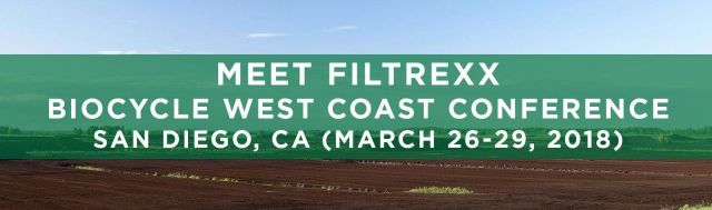 Filtrexx attends 2018 Biocycle West Coast Conference