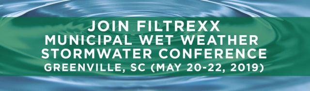 Filtrexx attends 2019 Municipal Wet Weather Stormwater Conference